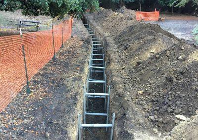 Hydraulic Shoring_Watsonville