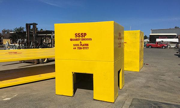 Manhole Box Santa Cruz CA