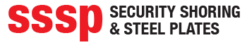 Security Shoring & Steel Plates
